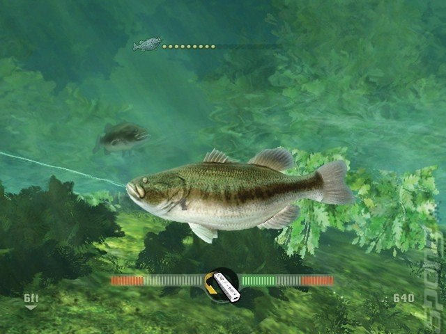Screens rapala fishing frenzy 2009 wii 1 of 5 for Wii u fishing game