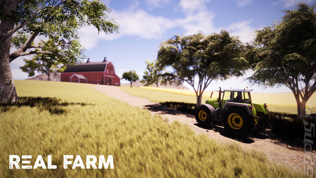 Real Farm - PS4 Screen
