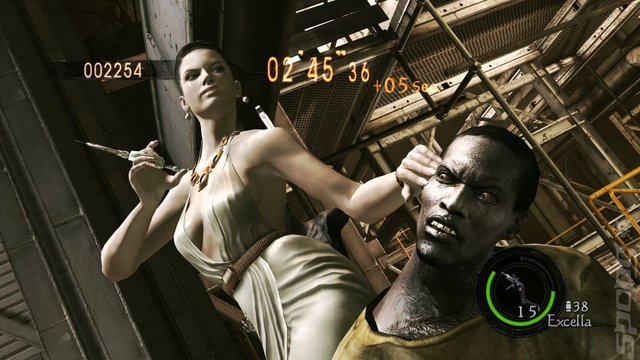 Screens: Resident Evil 5: Gold Edition - Xbox 360 (10 of 15)