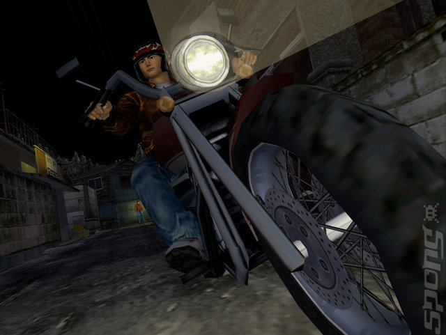 Shenmue I & II - Xbox One Screen