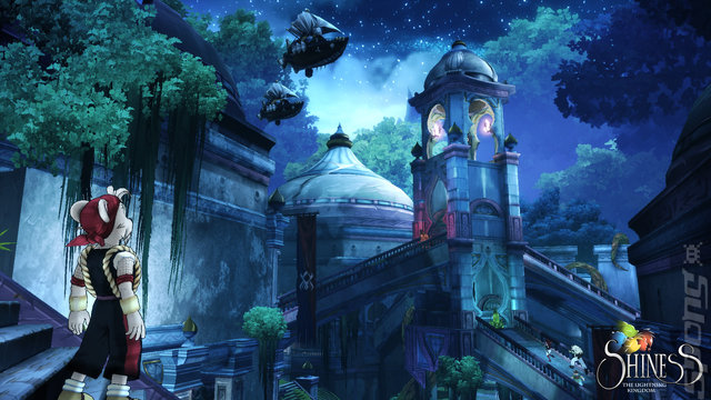 Shiness: The Lightning Kingdom Editorial image