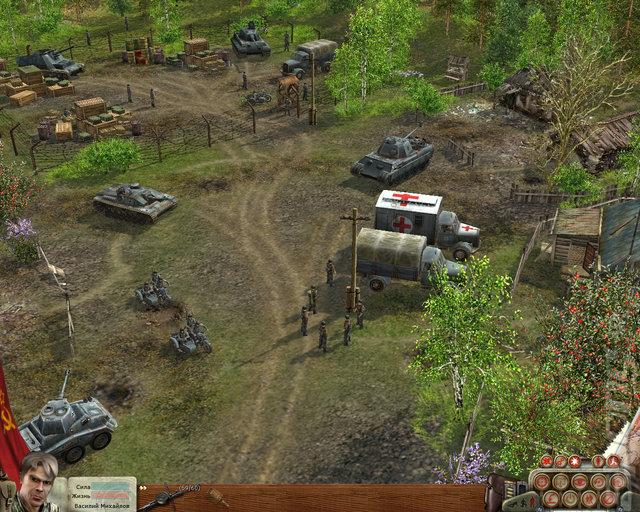 лучшие игры про вторую мировую войну играть