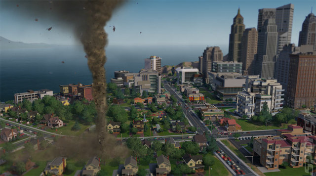 SimCity: German City Set - PC Screen