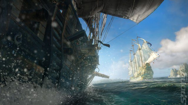 Skull & Bones - Xbox One Screen