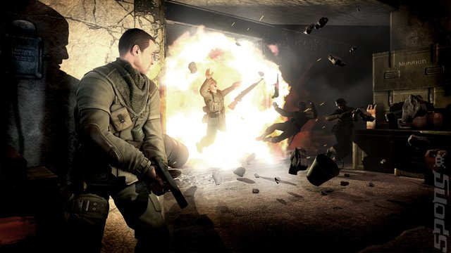 Sniper Elite V2: Game of the Year Edition - PS3 Screen