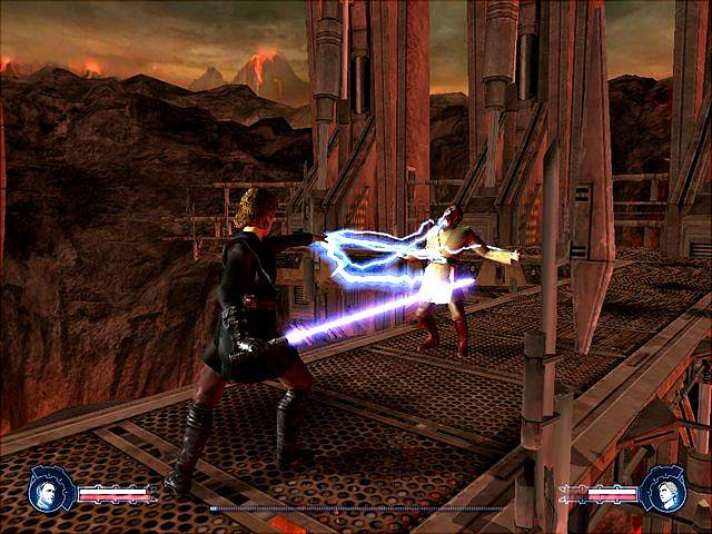 Screens Star Wars Episode Iii Revenge Of The Sith Xbox 26 Of 36