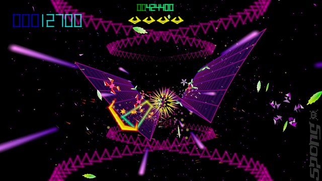 Tempest 4000 - Xbox One Screen