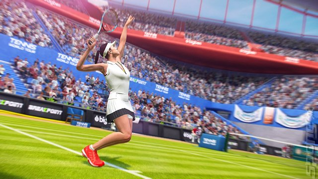 Tennis World Tour - Xbox One Screen