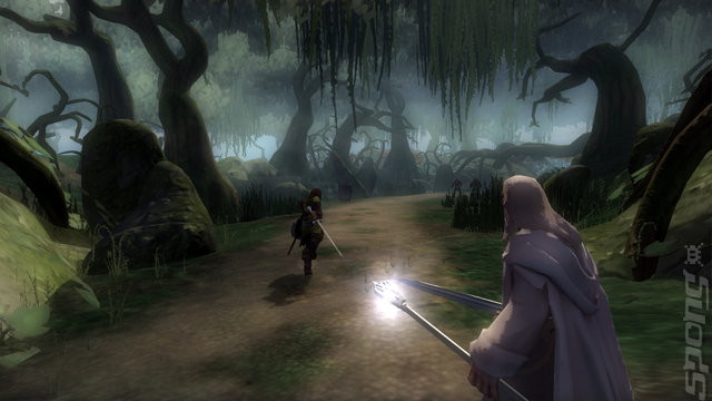 The Lord of the Rings: Aragorn's Quest - PS3 Screen