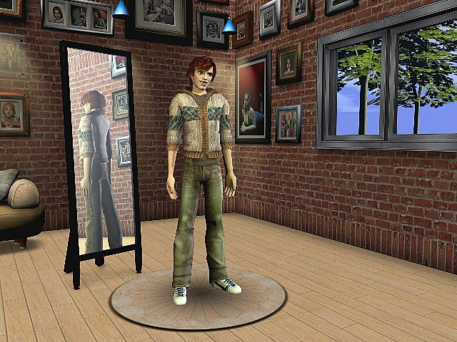 The Sims 2 - PC Screen