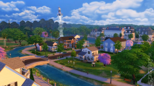 The Sims 4 - Xbox One Screen