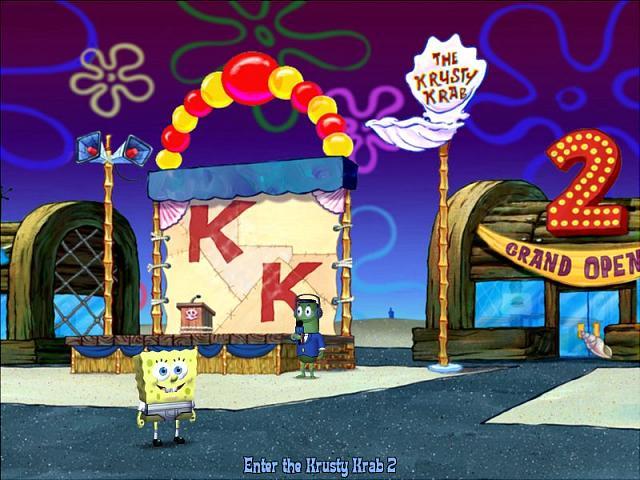 Screens the spongebob squarepants movie pc 6 of 6