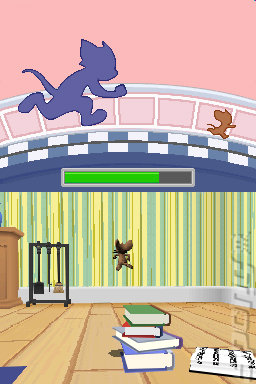 Tom and Jerry Tales - DS/DSi Screen