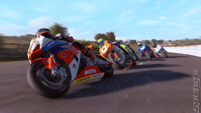 TT Isle of Man: Ride on the Edge - Switch Screen
