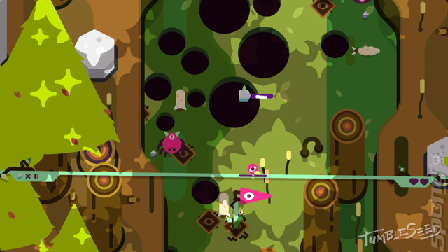 TumbleSeed Editorial image
