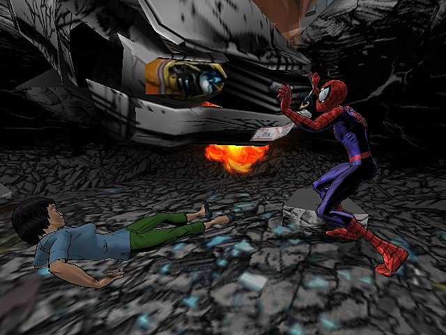 U Spiderman Ultimate Spider-Man - Xbox