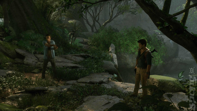 Uncharted 4: A Thief's End Editorial image