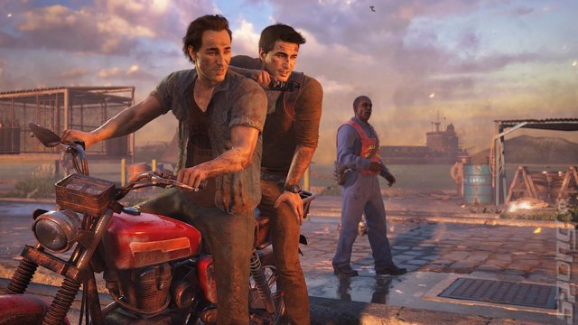 Games of the Year 2016: Uncharted 4 Editorial image