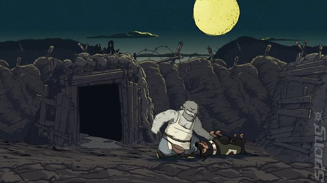 Valiant Hearts: the Great War - Xbox One Screen