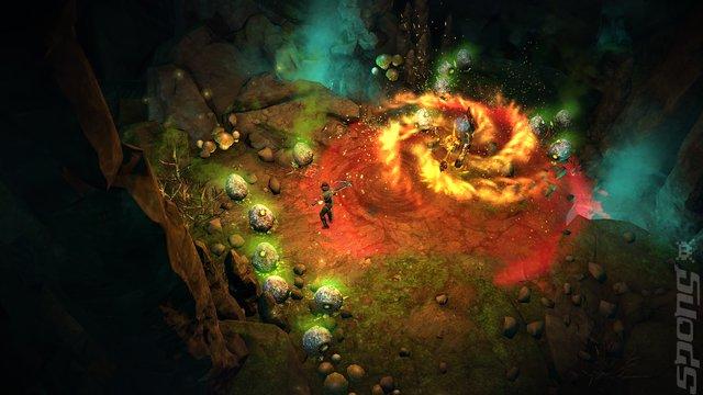 Victor Vran: Overkill Edition - PS4 Screen