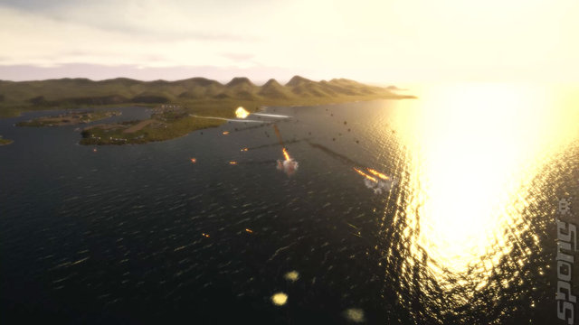 Victory at Sea: Deluxe Edition - PC Screen