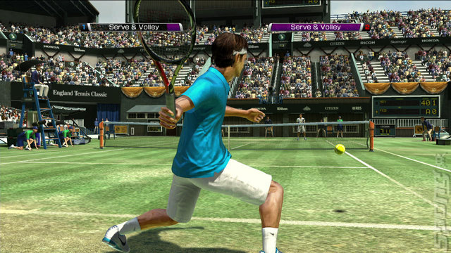 Virtua Tennis 4 - PS3 Screen
