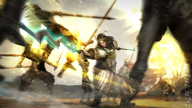 Warriors Orochi 3: Ultimate - PS4 Screen