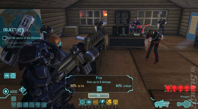 XCOM: Enemy Within: Commander Edition - PS3 Screen