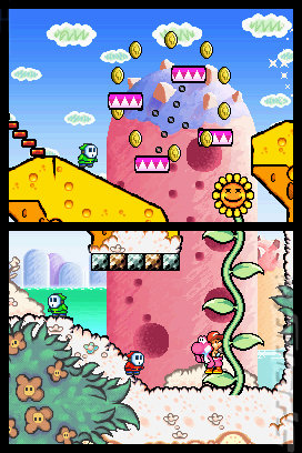 Yoshi's Island DS: Nintendo DS Review Editorial image