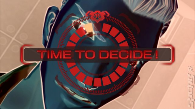Zero Time Dilemma Editorial image