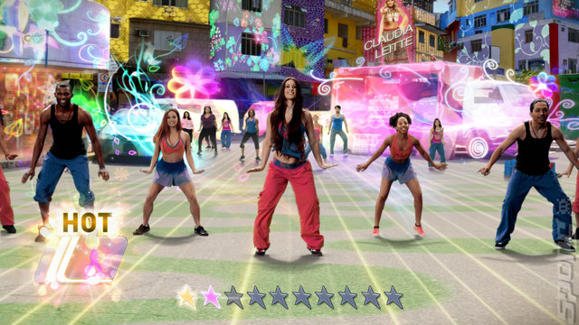Zumba Fitness: World Party - Wii Screen