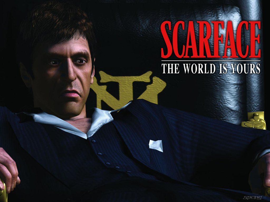 Scarface: The World is Yours - Xbox Wallpaper